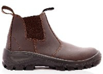 Picture of BOVA CHELSEA STC BOOT-BROWN
