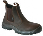 Picture of BRONX CHELSEA BOOT STC-BROWN