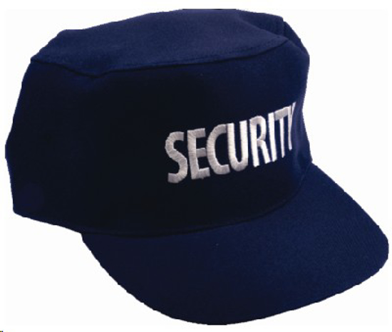 Picture of CAPS SECURITY *NAVY