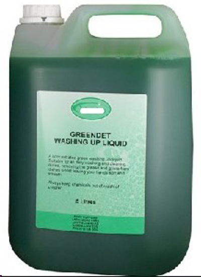 Picture of GREENDENT DISHWASHING LIQUID *5L