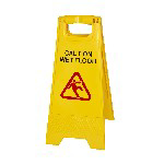 Picture of CAUTION WET FLOOR SIGN 2PC