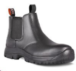 Picture of DOT CHELSEA BOOT-BLACK