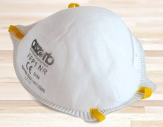 Picture of DUST MASK FFP1 AZORB 20's