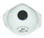 Picture of DUST MASK FFP2 WITH VALVE QSA 12's