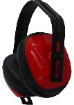 Picture of EARP -ECONO EAR MUFFS RED