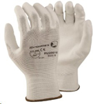 Picture of GLOVE INSPECTOR White PU palm coated
