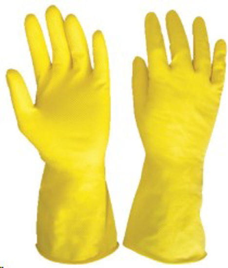 Picture of GLOVE Household Gloves (YELLOW)