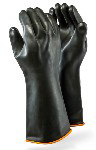 Picture of GLOVE RUBBER IND Smooth Palm, Elbow 40cm   *L