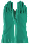 Picture of GLOVE GREEN NITRILE 33cm length