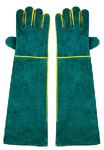 "Picture of GLOVE GREEN WELDERS lined,fully welted,16"""""""" inch"