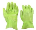 Picture of GLOVE CRONUS PVC GREEN HI-VIZ O/C 27CM *