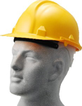 Picture of HARD HATS YELLOW