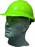 Picture of HARD HAT NIKKI LIME