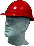 Picture of HARD HAT NIKKI RED