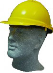 Picture of HARD HAT NIKKI YELLOW