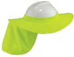 Picture of HARD HAT BRIMS LIME