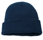 Picture of BEANIE KNITTED *NAVY
