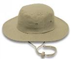 Picture of HATS CRICKET DRAWSTRING KHAKI *L/XL 60CM