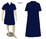 Picture of CANTEEN LADIES NAVY 65/35