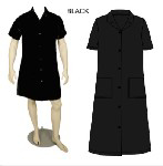 Picture of CANTEEN LADIES BLACK 65/35