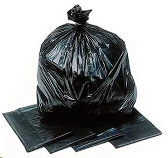 Picture of REFUSE BAGS BLACK *20