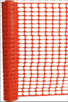 Picture of BARRIER NETTING PVC ORANGE 1M X 50M