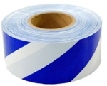 Picture of DANGER TAPE BLUE/WHITE 75MMX500M