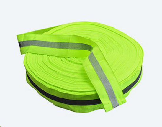 Picture of REF TAPE LIME/SILVER 100M ROLL