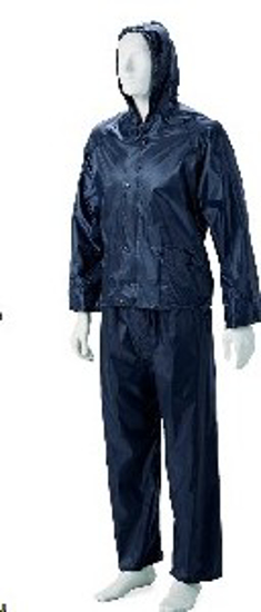 Picture of RAINSUITS RUBBERIZED NAVY