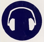 Picture of SIGN-EARMUFFS SHALL BE WORN *190