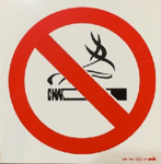 Picture of SIGN-NO SMOKING *290