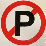 Picture of SIGN-NO PARKING *290