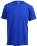 Picture of T-SHIRT ROYAL BLUE 180G