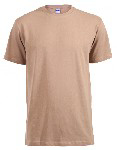 Picture of T-SHIRT KHAKI 180G