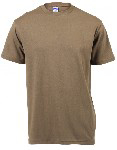 Picture of T-SHIRT OLIVE 180G