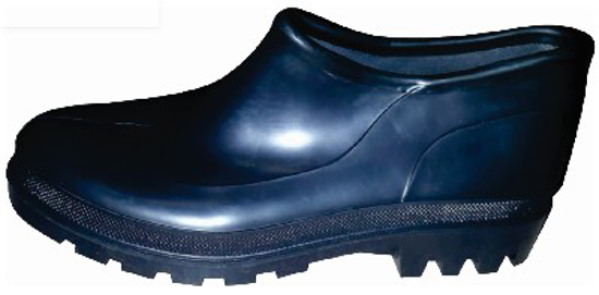 Picture of TUG GUMBOOT BLACK