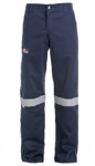 Picture of TROUSERS ZERO FLAME/ACID NAVY