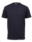 Picture of T-SHIRT NAVY BLUE 180G