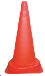 Picture of TRAFFIC CONES ECONO RUBBER *750MM