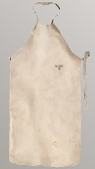Picture of APRONS CHROME LEATHER 60X120
