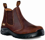 Picture of JCB CHELSEA BROWN CRAZY H BOOT