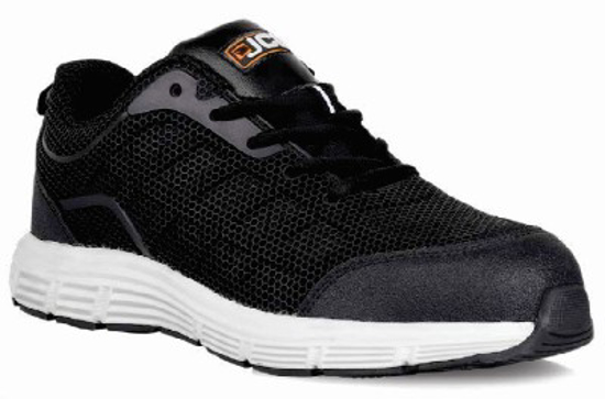 Picture of JCB JOGGER SHOE BLACK SIZE