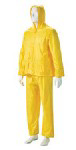 Picture of RAINSUITS RUBBERIZED YELLOW