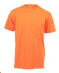 Picture of T-SHIRT ORANGE 180G