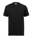 Picture of T-SHIRT BLACK 180G