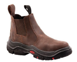 Picture of JONSSON CHELSEA BOOT STC-BROWN