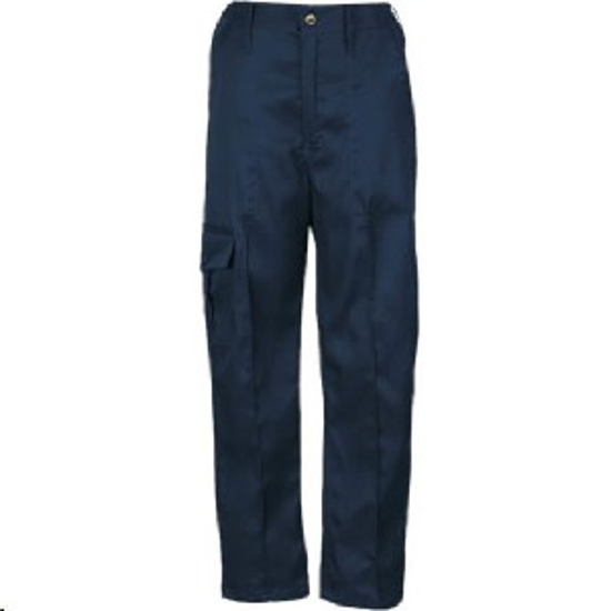 Picture of COMBAT MOC TROUSER NAVY