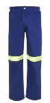 Picture of JONSSON WORK TROUSER 100% COT REF ROYAL *W48