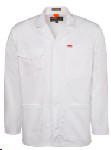 Picture of JONSSON WORK JACKET WHITE 65/35 *XS